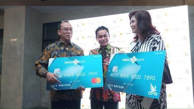 Gandeng Mastercard dan GPN, MNC Bank Luncurkan Kartu Debit