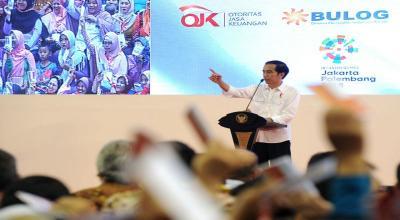 Jokowi Siapkan 'Karpet Merah' untuk Investasi Microsoft