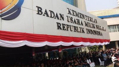 Cara Kementerian BUMN Tekan Angka Korupsi