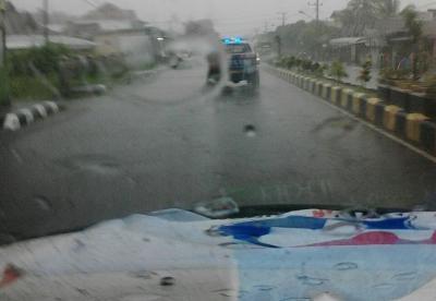 Jakarta hingga Kepulauan Seribu Berpotensi Diguyur Hujan Hari Ini