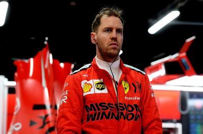 Vettel Pilih Fokus ke F1 2020 ketimbang Kontraknya di Ferrari