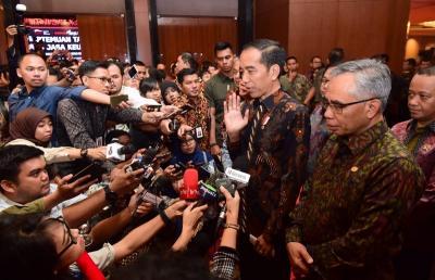 Jokowi Ingin Pindah Ibu Kota Bukan Cuma Pindah Gedung