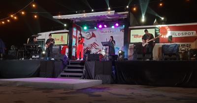 Mimpi Jadi Nyata, Mawar de Jongh Tampil di Java Jazz Festival 2020