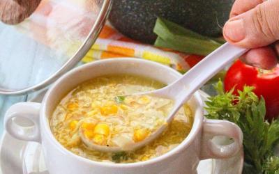 Resep Sayur Sop Jagung Ayam Telur, Hangat Disantap saat Hujan