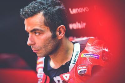 Berkat Tes Pramusim, Petrucci Percaya Bisa Raih Hasil Lebih Baik di MotoGP 2020