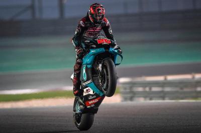 Petronas Yamaha SRT Pede Tatap MotoGP Qatar 2020