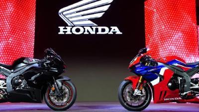 Honda CBR1000RR-R FIREBLADE Hadir untuk Pasar Asia Tenggara