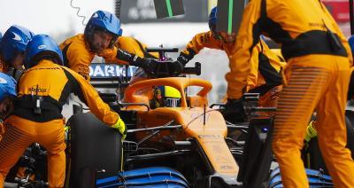 Kru Tim McLaren F1 yang Jalani Karantina di Australia Telah Diizinkan Pulang