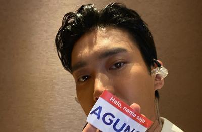 Lagi, Choi Siwon Semangati Lawan Corona dengan Bahasa Indonesia