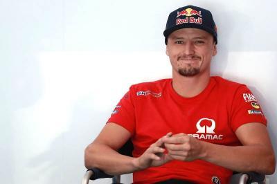 Miller Tak Sabar Kendarai Desmosedici di Balapan MotoGP 2020