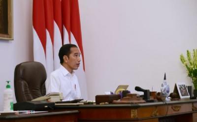 Presiden Jokowi: Ada 18 Perusahaan Dalam Negeri yang Produksi APD