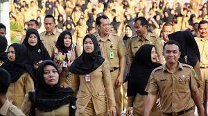 PNS di Jakarta Banyak yang Tertular Covid-19