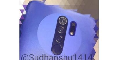 Redmi 9 Usung Fitur Kamera Quad?