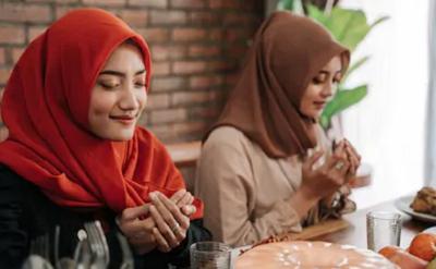 Rahasia Dahsyat di Balik Doa Makan