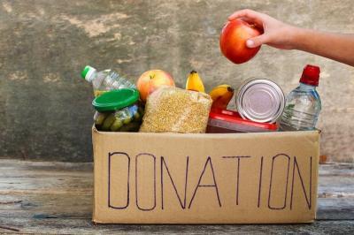 Tips Mendonasikan Makanan saat Pandemi COVID-19