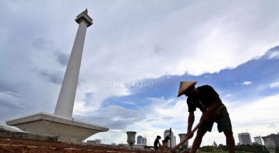 Cuaca Jakarta Diprediksi Cerah Berawan Hari Ini