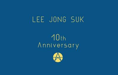 Rayakan 10 Tahun Debut, Lee Jong Suk Berterima Kasih pada Fans