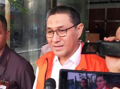 Jaksa KPK Tuntut Eks Anggota DPR Sukiman 8 Tahun Penjara