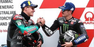 Dovizioso Waspadai Pembalap Yamaha di MotoGP 2020