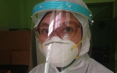 Curhat Sedih Istri Mendiang Bani Seventeen, Dokter Garda Depan Tangani Pasien Corona COVID-19