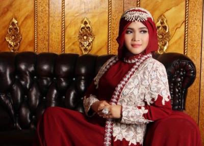 Jelang Ramadan, Novi Ayla Perkenalkan Single Religi