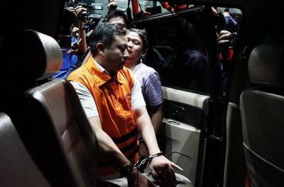 Kader PDIP Saeful Bahri Didakwa Suap Eks Komisioner KPU Rp600 Juta
