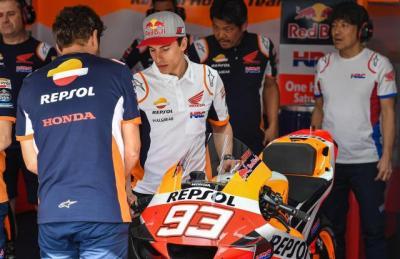 Marquez Ungkap Pesaing Terberat Selama Berkarier sebagai Pembalap