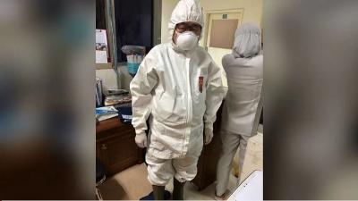 Curhat dr Handoko Gunawan Sempat Tak Gunakan APD saat Rawat Pasien Diduga COVID-19
