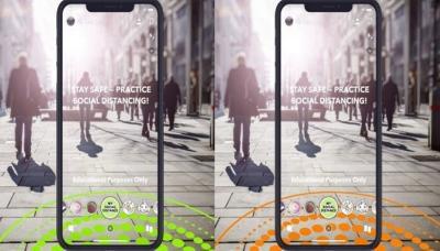 Snapchat Hadirkan Lensa Baru dengan Teknologi AR