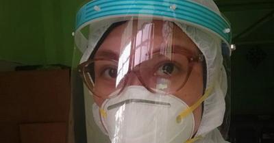 Cindri Wahyuni Minta Masyarakat Hentikan Penggunan Masker Bedah
