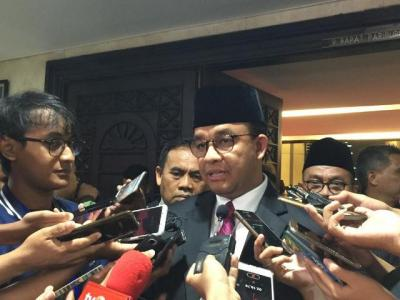 Dampak Pandemi Covid-19, Anies Hentikan Penataan 4 Kawasan Stasiun di Jakarta