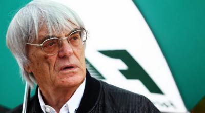 Mantan Bos F1 Bernie Ecclestone Dikaruniai Anak di Usia 89 Tahun