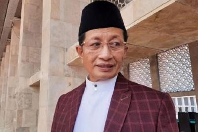 Imam Besar Masjid Istiqlal Serukan Pendekatan Bumi dan Langit Hadapi Corona