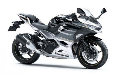 Kawasaki ZX25 Bakal Muncul di 2021