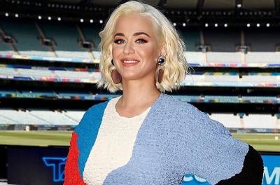 Hamil di Tengah Pandemi Corona, Katy Perry Ekstra Jaga Kesehatan