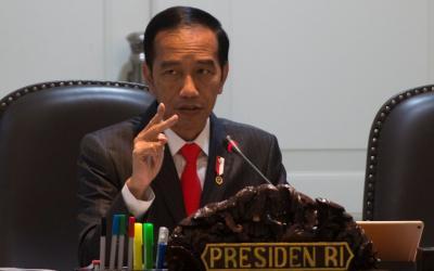Presiden Jokowi: Pembebasan Napi Koruptor Tak Pernah Dibicarakan!