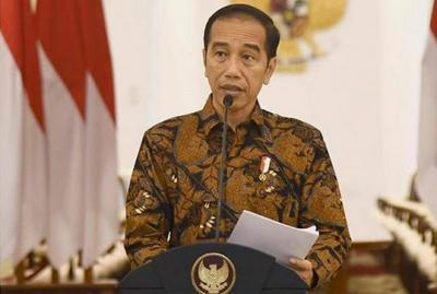 Jokowi: Distribusi APD di Daerah Harus Diawasi