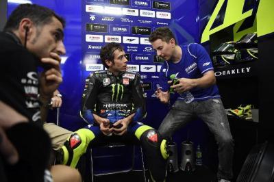Peluang Duet Rossi-Lorenzo di Petronas Yamaha SRT Belum Tertutup