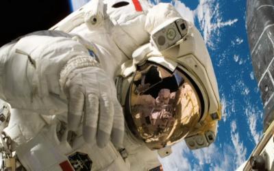 Viral, Astronot Bagikan Cara Olahraga di Rumah Selama Pandemi Corona