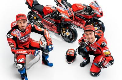 Penampilan di MotoGP 2020 Jadi Penentuan Nasib Dovizioso dan Petrucci