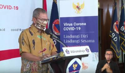 204 Pasien Sembuh COVID-19, Pemerintah Minta Masyarakat Disiplin Jaga Jarak