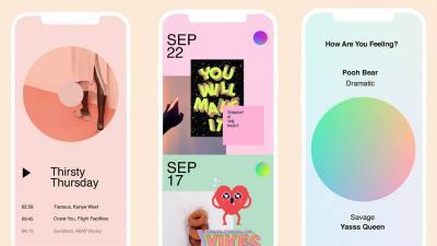 Facebook Rilis Aplikasi Baru 'Tuned' untuk Pasangan