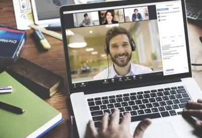 Penggunaan Aplikasi Konferensi Video Naik saat Pandemi Virus Corona