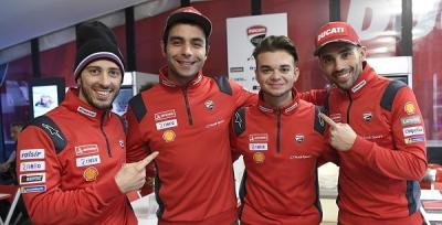 Turun di Seri Kedua Balapan Virtual MotoGP, Petrucci Minta Saran Juara Dunia eSport