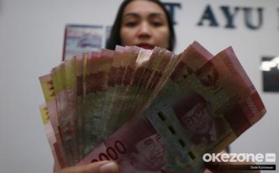 Menguat 2,28%, Rupiah Tekan Dolar AS ke Rp15.880 USD