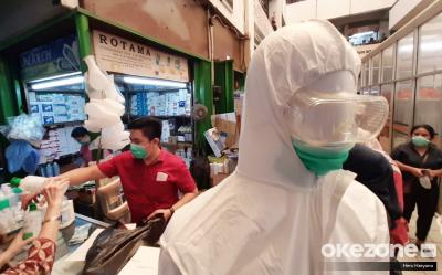 Polri Wajibkan Polisi yang Bertugas saat Pandemi Covid-19 Gunakan APD