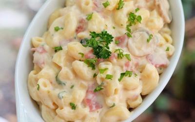 Tergoda Mac and Cheese untuk Ngemil Sore, Ini Resepnya