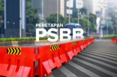 ASN di Wilayah PSBB Kerja dari Rumah secara Penuh