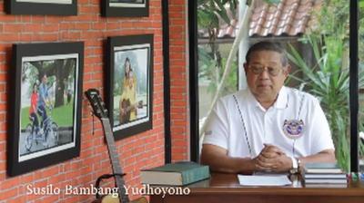 Covid-19 Mewabah, SBY Kuatkan Rakyat Indonesia lewat Lagu 'Cahaya Dalam Kegelapan'