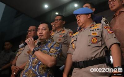 Kabareskrim Instruksikan Anak Buahnya Pastikan Keamanan Jakarta saat PSBB